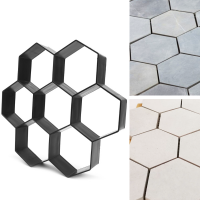 Forma na betonové chodníky 30x30cm
