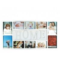 Fotorámik Home, biely gf2520, 73x37cm