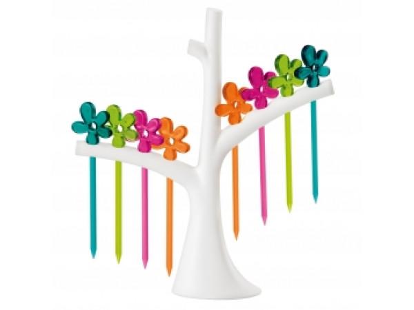 A-PRIL party set so stromom napichovátka