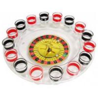 Alkoholová ruleta číra 36cm