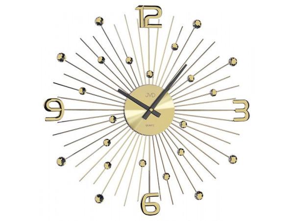 Crystal nástenné hodiny JVD HT074.1 49 cm