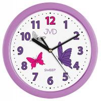 Detské nástenné hodiny JVD H12.1 25cm