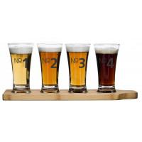 Degustačná sada SAGAFORM Beer Tasting Set