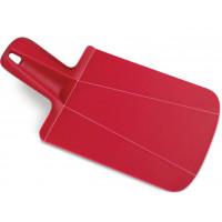 Doska na krájanie JOSEPH JOSEPH Chop2Pot ™ Mini, červená