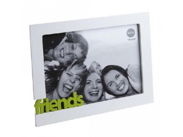 Fotorám BALVI Friends 15x20cm biely