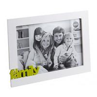 Fotorám BALVI Family 15x20cm biely