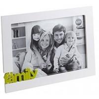 Fotorám BALVI Family 13x18cm biely