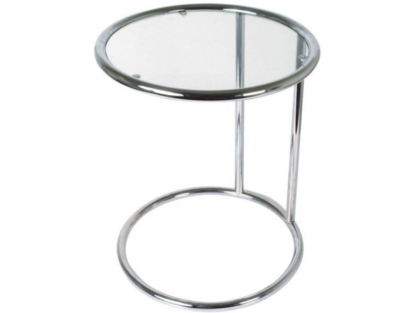 Konferenčný sklenený dizajnový stolík TN646