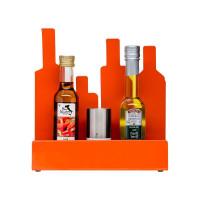 Kuchynský stojanček SAGAFORM Form Storage Stand, oranžový
