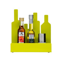 Kuchynský stojanček SAGAFORM Form Storage Stand, zelený