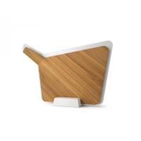 Lopáriky so stojanom BLACK-BLUM Chopping Board Set, biela