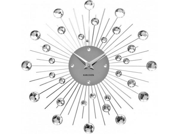 Designové nástenné hodiny 4860 Karlsson 30cm