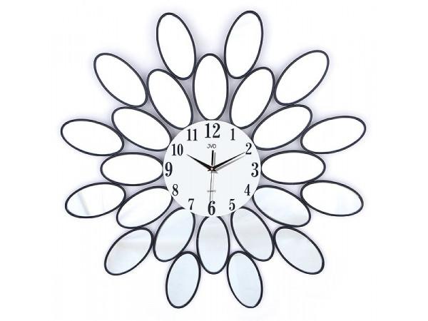 Nástenné designové hodiny JVD HJ25 Mirror 78cm