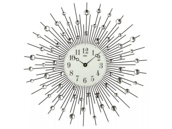 Nástenné hodiny 9380 AMS 60cm