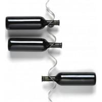 Nástenný držiak vín Black Blum FLOW