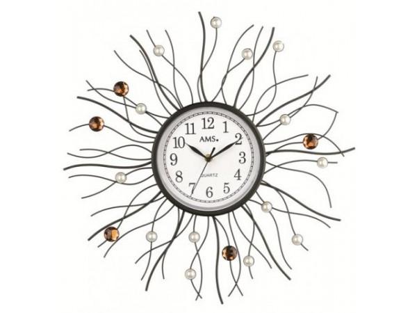 Nástenné hodiny 9445 AMS 50cm