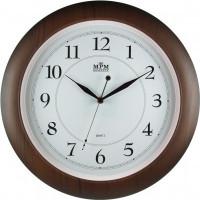 Nástenné hodiny MPM, 2413.50.SW - hnedá, 34cm