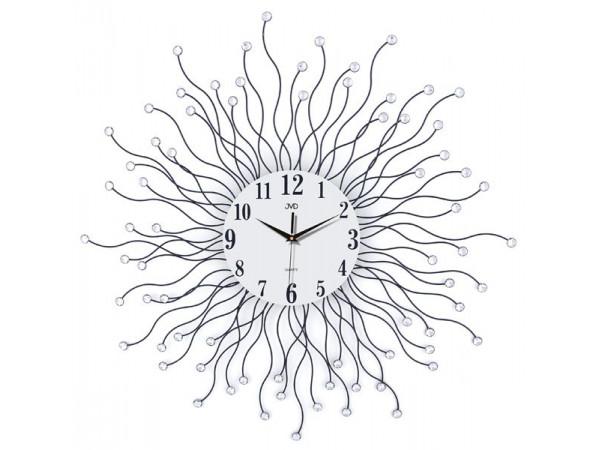 Nástenné designové hodiny JVD HJ19 Sun 78 cm