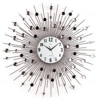 Nástenné dizajnové hodiny JVD HJ21 Diamant 74cm