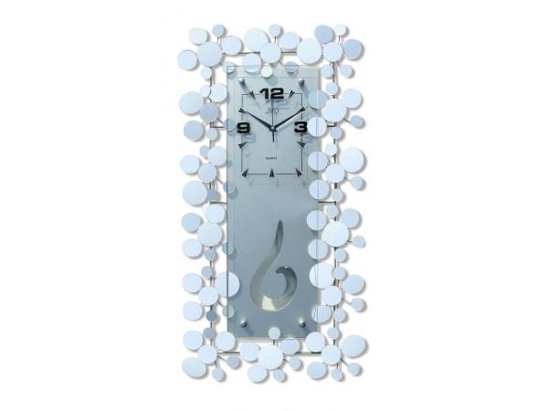 Nástenné designové hodiny JVD HJ07 81 cm