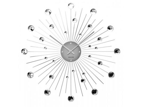 Nástenné hodiny 4859 Karlsson 50 cm