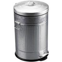 Odpadkový kôš Retro BALVI 20L pozinkovaný