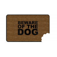 Rohožka BALVI Beware Of The Dog -