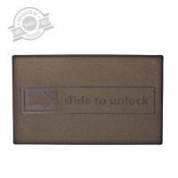 Rohožka BALVI Slide To Unlock  45x75cm