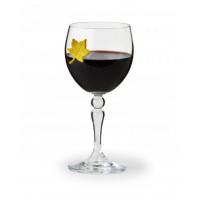 Rozlišovače pohárov Qualy Leaf My Glass