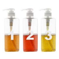 Sada 3 Dávkovačov mydla 123