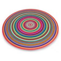 Sklenená podložka JOSEPH JOSEPH Worktop Saver 30cm Farebné krúžk