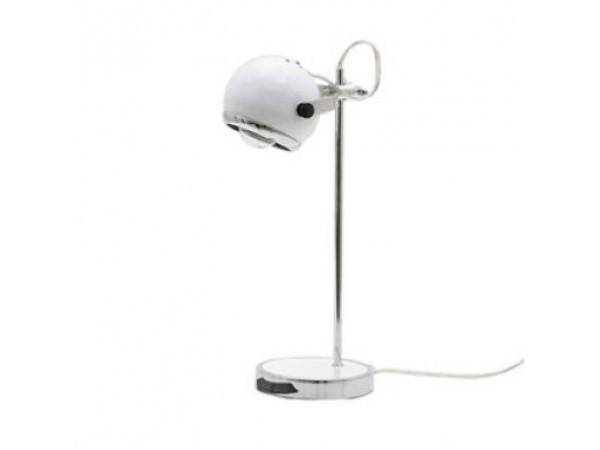 Stolná lampa Retro Mini biela 35cm