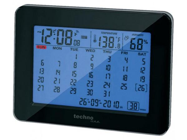 Stolový kalendár DCF Techno Line, 19cm
