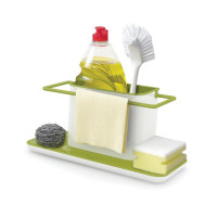 Stojanček na umývacie prostriedky JOSEPH JOSEPH Caddy ™ Large bielo/ zelený