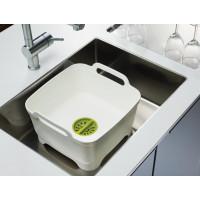 Umývacia nádoba s odtokovým uzáverom JOSEPH JOSEPH Wash & Drain
