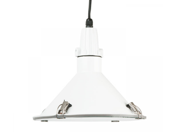 Závesná lampa Leitmotiv INSIDE OUT biela