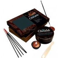 Čokoládový masážny set