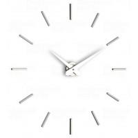 Designové nástenné hodiny I200MT IncantesimoDesign 90-100cm, light grey