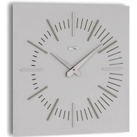 Nástenné hodiny I505GR IncantesimoDesign 44cm