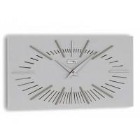 Nástenné hodiny I507GR IncantesimoDesign 44cm