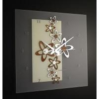 Nástenné hodiny I076NC IncantesimoDesign 44cm