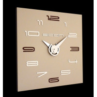 Nástenné hodiny I119WT IncantesimoDesign 40cm