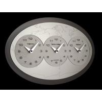 Nástenné hodiny I208M IncantesimoDesign 72cm