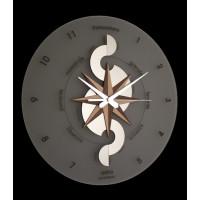 Nástenné hodiny I051W IncantesimoDesign 45cm