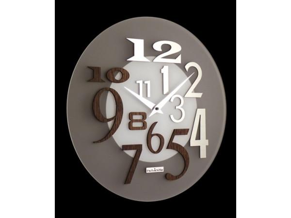 Nástenné hodiny I036W IncantesimoDesign 35cm
