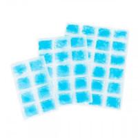Chladiace vrecká opakovane použiteľné Cubice