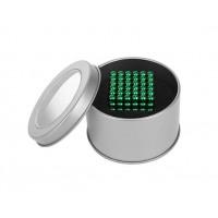 Neocube zelené 216 x 5mm v darčekovej krabičke Isotra 9035