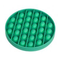 Antistresová senzorická podložka Push Pop Bubble Iso 5556, zelená