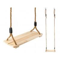 Detská drevená hojdačka iso 6308