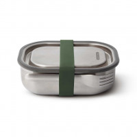 BLACK-BLUM Lunch box Steel 600ml, zelený